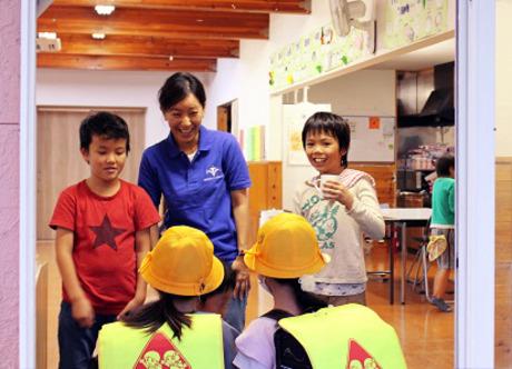 経験ゼロから始められる<指導員>!地域の子どもたちがのびのびと自由に成長する手助けをしませんか?